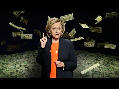 Did Hillary Clinton Change Her Tune On Money In Politics?