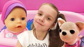 Играем с Беби бон Эмили -  Соня и игры для девочек