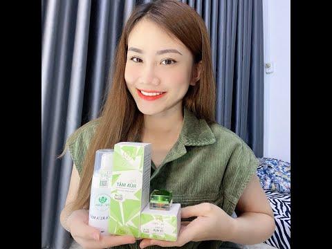 Hướng dẫn sử dụng Combo Sữa rửa mặt và Cao nghệ Dr. Ánh giúp da thông thoáng sạch mụn