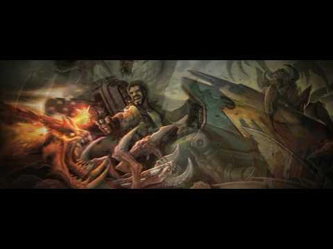 Starcraft 2 - NEW ERA Trailer (Russian)