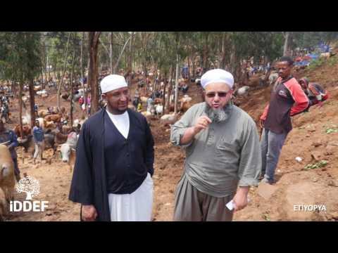 ETİYOPYA Kurban Bayramı hazırlıkları 2017