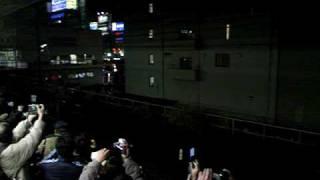 はやぶさ・富士 ラストラン下り 20090313(非圧縮版)