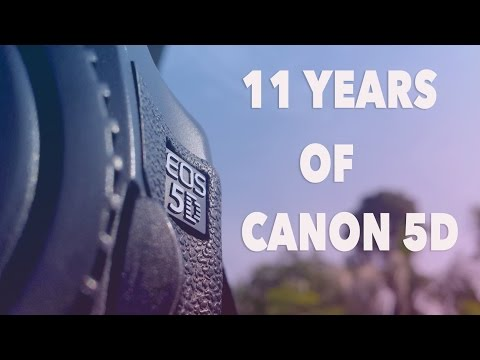 Canon 5D classic Hands-On Review in 2018