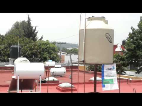 Calentador IUSA, Cap. 150 Lts. 3 a 4 personas