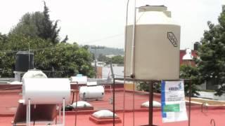 Calentador IUSA, Cap. 150 Lts.
