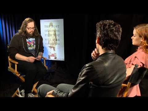 EVIL DEAD- Jane Levy and Fede Alvarez Interview