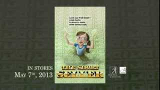 THE SHORT SELLER by Elissa Brent Weissman - official book trailer