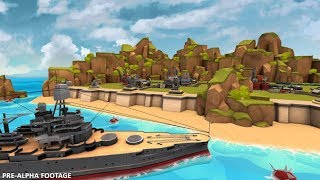 SHIPS OF BATTLE WARGAMES Gameplay New OFFLINE Android Strategy Games 2019