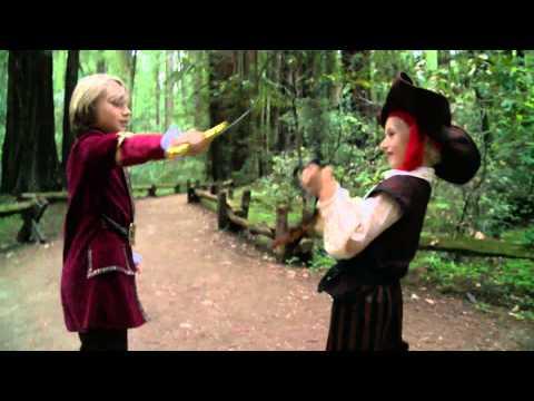 The Princess Ride - A Fairy Tale Adventure! | Gabe and Garrett