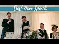 Daniel & Nathan Best Man Speech