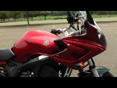 2006 FZ6 Review