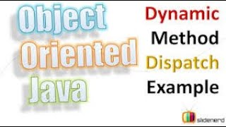 Фото Use Of Dynamic Dispatch Method Using Two Classes | Hindi With CC |#CallByReference#objectReference