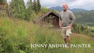 Jonny Andvik painting Telemark HD