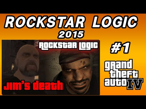 Rockstar Logic regarding Jim's death (GTA IV)