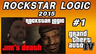 Rockstar Logic regarding Jim's death (GTA IV)