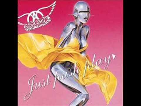 Just push play by Aerosmith