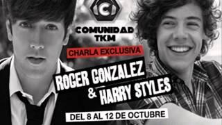 Baixar Charla exclusiva Roger Gonzales y Harry Styles