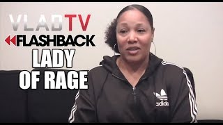 Lady of Rage Details Having Words with 2Pac, Friction at Death Row (Flashback)