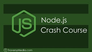 Node.js Crash Course
