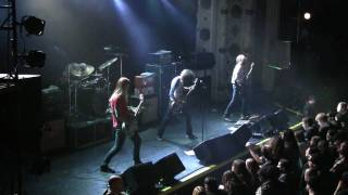 2010.12.12 The Sword - Iron Swan (Live in Chicago, IL)