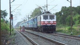 Super Offlink- Firozpur Janata With A Wap5 Engine!!!