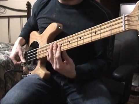 MusicMan Classic Stingray 4 - Demo