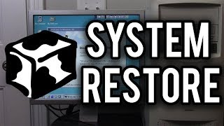 Restoring the $5 Windows 98 PC to Factory Settings