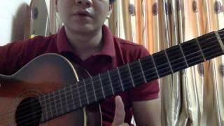 Hướng dẫn cách gảy & xử lý cơ bản nhịp 4/4 cho học viên LNT Guitar