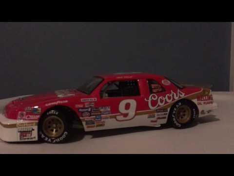 Bill Elliott's 1987 Coors Thunderbird
