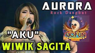 AKU - WIWIK SAGITA - AURORA Live GOFUN Bojonegoro 2019