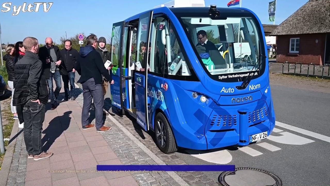 Bus Auf Sylt