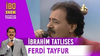 Benim Gibi Sevenler - Ferdi Tayfur - Canlı Performans - İbo Show