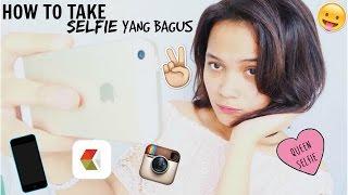 tips keliatan cantik pas ngambil selfiehow to take perfect selfie bahasa indonesia │dinda shafay