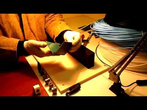 Ручной экструдер для сварки своими руками