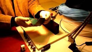 Как сварить пластмассу. ПП. ПНД. Ручной экструдер.Бассейн своими руками.(Ручной сварочный экструдер РСЭ-3 для сваривания пластмасс. т. 89154768611. эл. почта 79154768611@yandex.ru., 2015-09-20T17:20:23.000Z)
