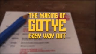 Gotye - The Making of Easy Way Out