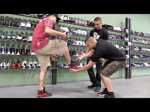 Sneaker Shop Pranks!