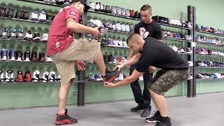 Sneaker Shop Pranks!