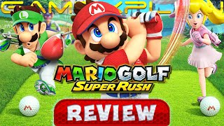 Mario Golf: Super Rush - REVIEW (Switch) (Video Game Video Review)