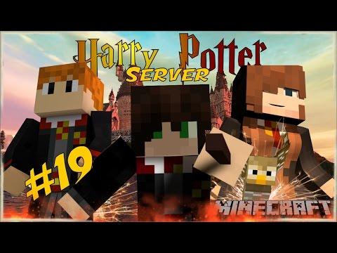 Minecraft ITA - Harry Potter World #19: IL QUARTIER GENERALE DELL