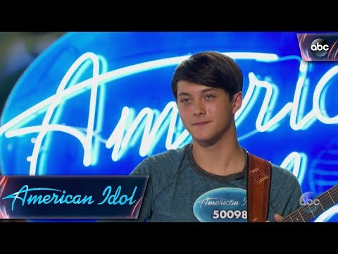 Meet LAINE HARDY - American Idol 2018 on ABC
