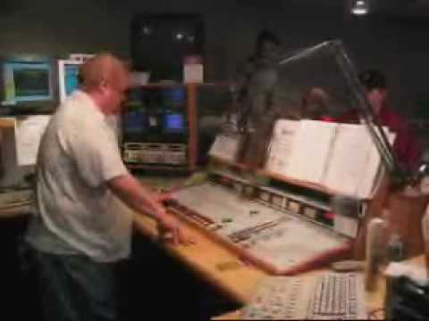 Paul Strater takes it off the air