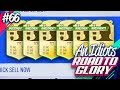 SELLING OFF MY INVESTMENTS!!! AN IDIOTS FIFA 19 ROAD TO GLORY!!! Episode 66