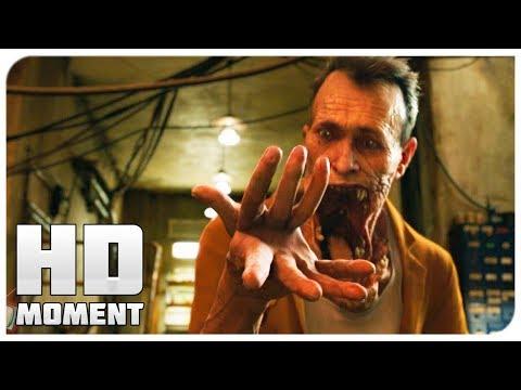 Ник ловит первого дохляка - Призрачный патруль (2013) - Момент из фильма