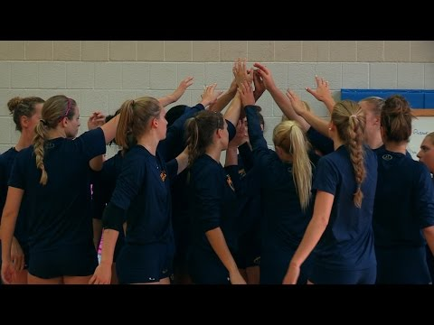 Kent State Volleyball 2016 - All Together Now