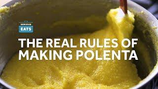 How to Make Perfect Polenta | Serious Eats