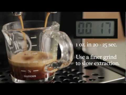 How to Make a Basic Single Ristretto from Whole Latte Love