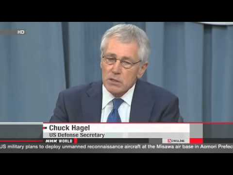 ► Hagel: US needs mechanism with China