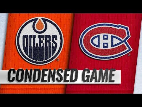 02/03/19 Condensed Game: Oilers @ Canadiens