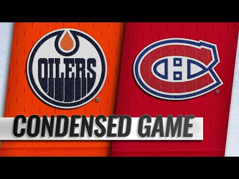 02/03/19 Condensed Game: Oilers @ Canadiens